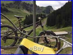Specialized Pitch Pro Full Suspension Mountain Bike, Fox, hope