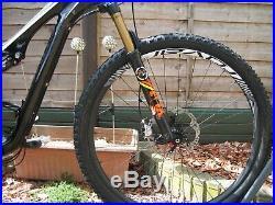 Specialized S-WORKS Stumpjumper FSR 29 Carbon Mountain Bike. FOX. XTR. RRP £7000
