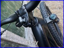 Specialized S works Enduro Ohlins shock 2019 full bike minus rear wheel LARGE