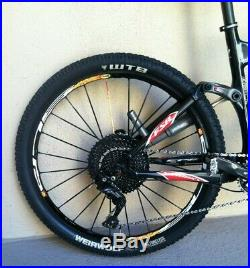 Specialized S-works Epic Carbon Fiber Mountain Bike Size 18 Frame Men's