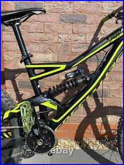 Specialized Status Full Suspension Downhill Bike Size Medium
