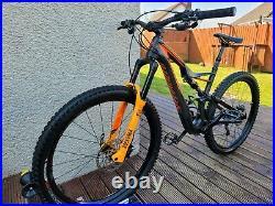 Specialized Stumpjumper 650b FSR FACT9M CARBON full suspension mountain bike