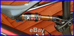 Specialized Stumpjumper FSR Carbon Expert 650b Medium Mens Mountain Bike