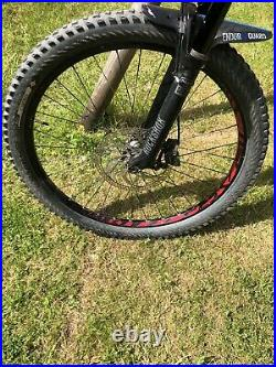 Specialized Stumpjumper FSR Comp Evo 2014 (26 inch wheel) Used condition