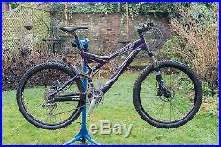f3164c65576 Specialized Stumpjumper FSR Expert full suspension mountain bike, 2007
