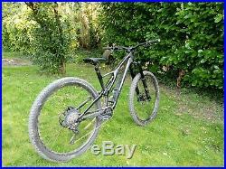 Specialized Stumpjumper comp carbon 2019 29 large black mountain bike