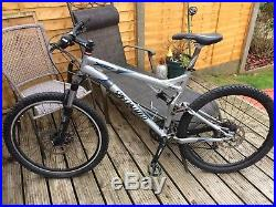 Specialized XC Comp (2008) Mens Mountain Bike. Full Suspension. Hydraulic Brakes