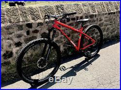 Stanton Switch9er Enduro/Trail Hardtail 18 Mountain Bike-Rockshox/Nukeproof