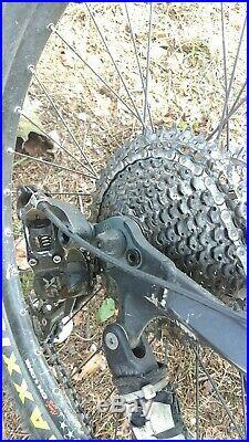 Titus El Guapo full suspension mountain bike Enduro 150mm travel