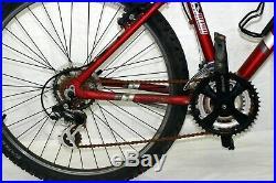 Trek 3700 Mountain Bike Small 15 26 MTB V-brake Hardtail Suspension Charity