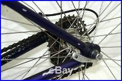 Trek 7000 Bike Vintage Mountain MTB Small Easton 16 Shimano STX Rigid USA Made