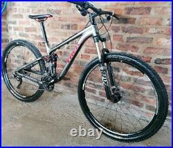 Trek Fuel EX 29er Full Suspension Mountain Bike MTB (17.5)