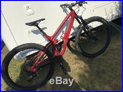 Trek Fuel EX 8 Full Suspension Mountain Bike 2019, Medium/Large 18.5 Red