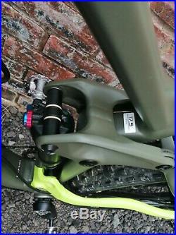 Trek Full Stache 8 Mountain Bike 29er 2019 17.5 Frame