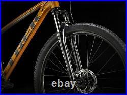 Trek Marlin 5 Mens Hardtail Mountain Bike 2021 in Orange (Large)