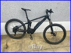 Trek Powerfly 4FS e-mountain Bike Emtb Full Suspension E Bike Ebike 4 Low Usage