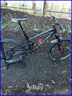 Trek Remedy 8 Mountain Bike with many upgrades (retail price £3,500) Size XL