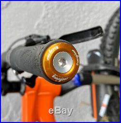 Trek Roscoe 8 2018 Mountain Bike 19.5 £380 UPGRADES Hope FULLY SERVICED
