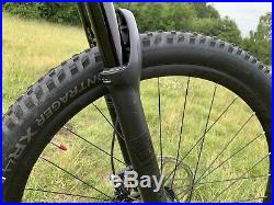 Trek Slash 9.7 Carbon 29er 21 XL Full Suspension Mountain Bike