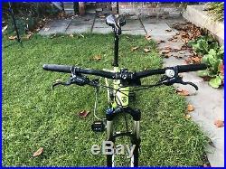 Trek X Caliber 8 Mountain Bike MTB Rockshox Fork Frame Build 15.5 27.5