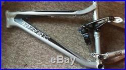 Trek fuel EX 7 mountain bike frame 18.5' virtual 17.5' Actual with Fox rear shoc