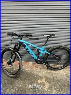 Trek rail 9 e mountain bike Large Frame 350 Miles