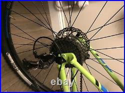 Trek x caliber 7 mountain bike hardtail size small