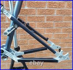 VGC Rare Retro Tomac 98 Special XC Frame 18