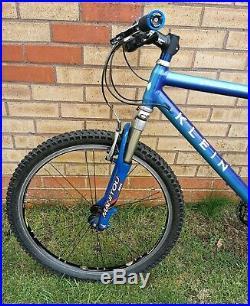VGC Retro Vintage 2000 Klein Attitude Race MTB mountain bike 19.5 Big Blue Sky