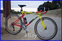 Vintage Mountain Bike GT KARAKORAM Tequila Sunrise 20