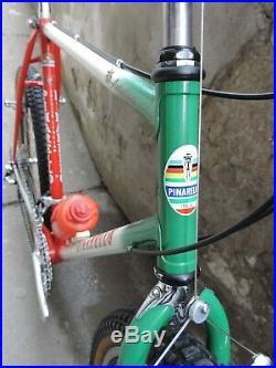 Vintage Pinarello Antelao 55cm Shimano Deore XT Engraved Mountain Bike MTB