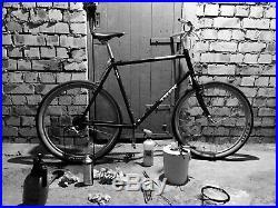Vintage Trek 930 Singletrack 22.5 / True Temper steel / USA made / 26 MTB