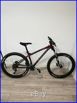 Vitus Nucleus 27 VR Bike (Altus 2x9) 2020 Burgundy Medium 27.5 (650b)