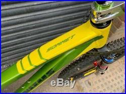 Vitus Summit Custom Built Full Suspension Mountain Bike