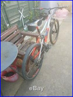 VooDoo Canzo men's mountain bike, medium frame 650b 27.5 Wheels