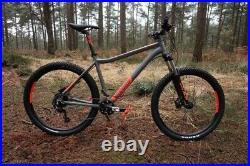 Voodoo Bantu Mens Mountain Bike 2020 Large With Upgrades