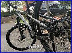 Voodoo Canzo Full Suspension Men's Mountain Bike 16 Frame 2019