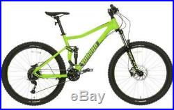 Voodoo Minustor Mens Full Suspension Fs Mountain Bike Delivery Available Rp £850