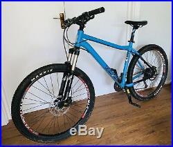 Voodoo Mountain Bike with Hope Wheel Set