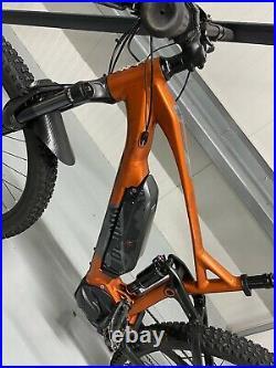 Voodoo Zobop E 18 Frame Full Suspension Mountain Bike Ebike E Bike
