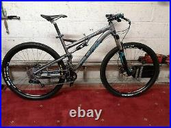 WHYTE T129s Full suspension mountain bike