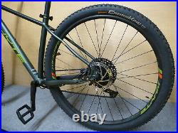 Whyte 429 Mens Hardtail Mountain Bike 2021 Edition Moss Green MEDIUM
