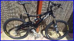 Whyte 46 full suspension mountain bike 2008 MODEL