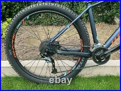 Whyte 605 v. 2 XC Mountain Bike, Blue, Medium, Excellent Condition & Dropper post