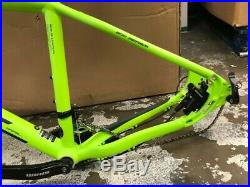 Whyte 805 2017 Hardtail Medium Size Mountain Bike Green (USED) + New Accessories