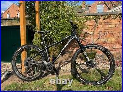 Whyte 909 27.5 Plus Hardtail Mountain Bike 2019 Granite/Silver Small- RRP £2100
