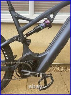 Whyte E150RS Electric Mountain Bike