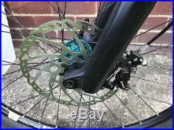 Whyte G150S Full Suspension Mountain Bike Size Large