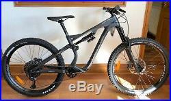 Whyte G-170 C RS V1 27.5 Mountain Bike Full Suspension Matt Granite (Small)
