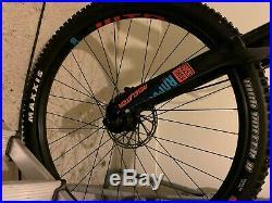Whyte S-150 s Medium Full Suspension Mountain Bike 29er S150 Plus Extras
